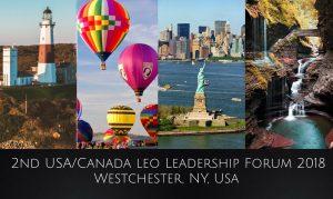 USA/Canada Leo Leadership Forum 2018 @ TBA | Hauppauge | New York | United States
