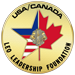USA/Canada Leo Leadership Forum Logo